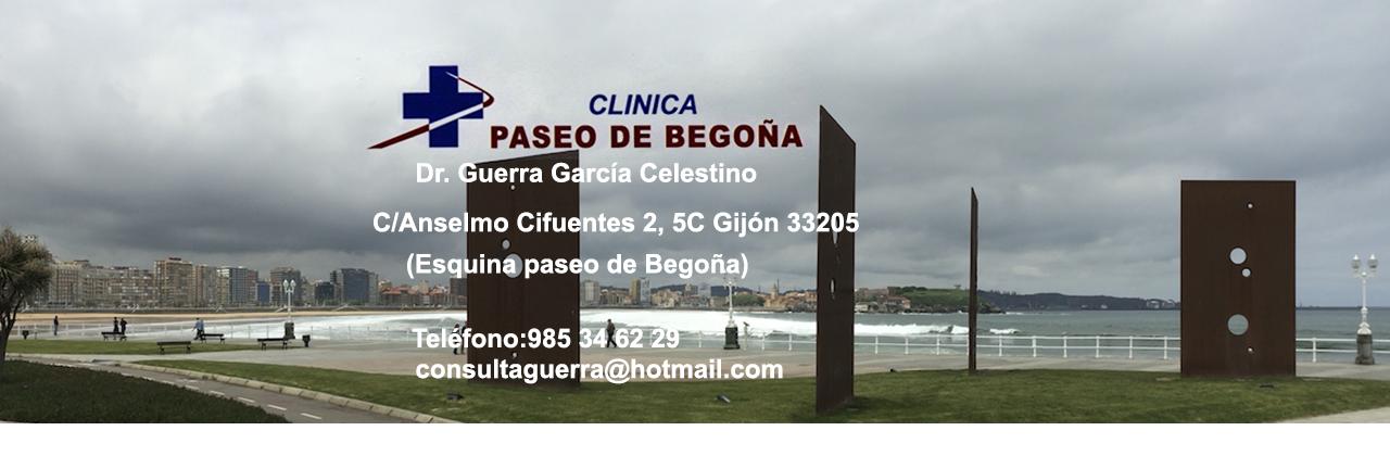 clinica paseo de begoña